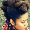 Thumbnail image for 5 Simple Styles for Medium-Length to Long Kinky Natural Hair