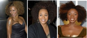 Kinky Naturally Curly Hair Types