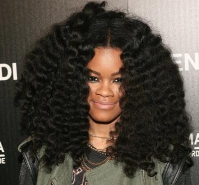 Long Natural Hairstyles My Natural Black Hair