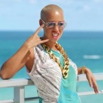 amber rose cover shoot