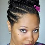 updo inspiration natural hair