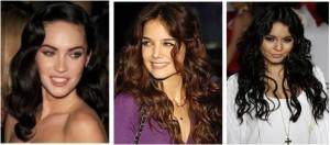 2a hair type, 2b hair type, 2c hair type