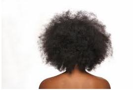 Damaged Black Hair
