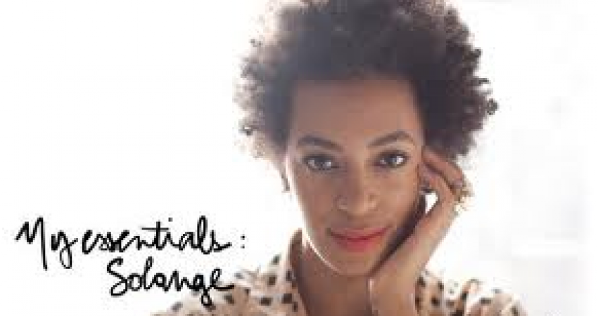 Solange Split with Carol's Daughter