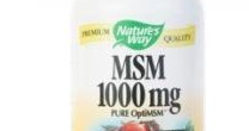 The 411 on MSM: Hair Growth Supplement