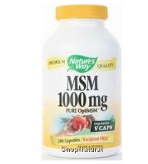 MSM to Help Hair Growth