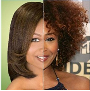 Relaxer vs. Natural Hair