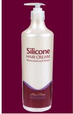 Silcone in Natural Hair Products