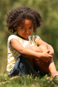 Hairstyles for kids with natural hair