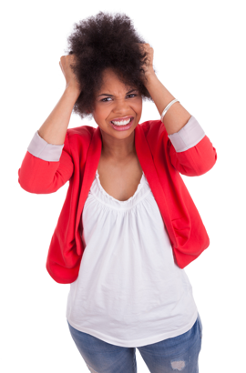 Products for damaged natural hair