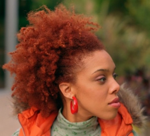Tips for Coloring Natural Hair