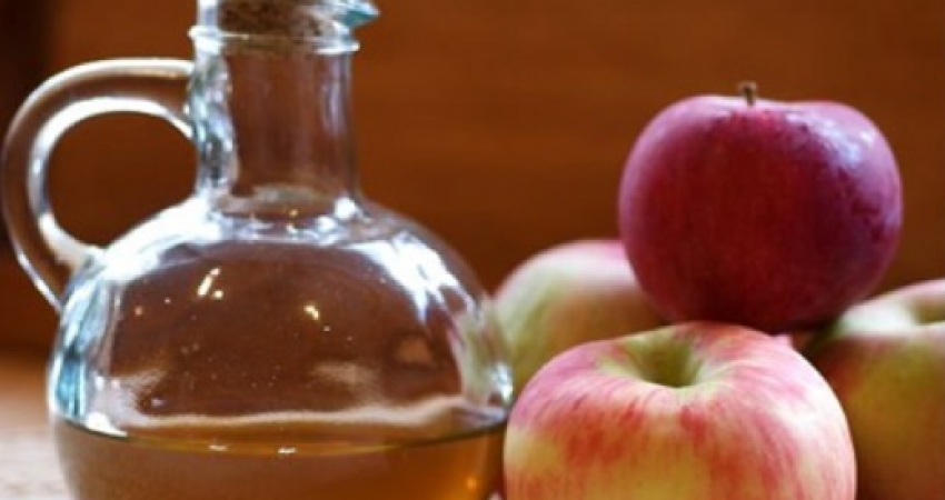 Apple Cider Vinegar as a Hair Cleanser
