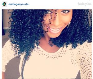 Mahogony Curls