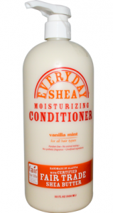 Everyday Shea Vanilla Mint Shampoo