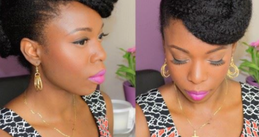 8 Fun Protective Styles for Natural Hair This Winter