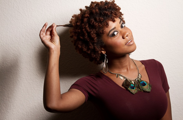 Natural Hair Care in 5 Easy Steps