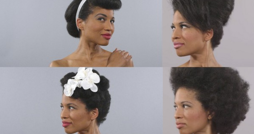 [Video] 100 Years of Black Hair Styles in 1 Minute