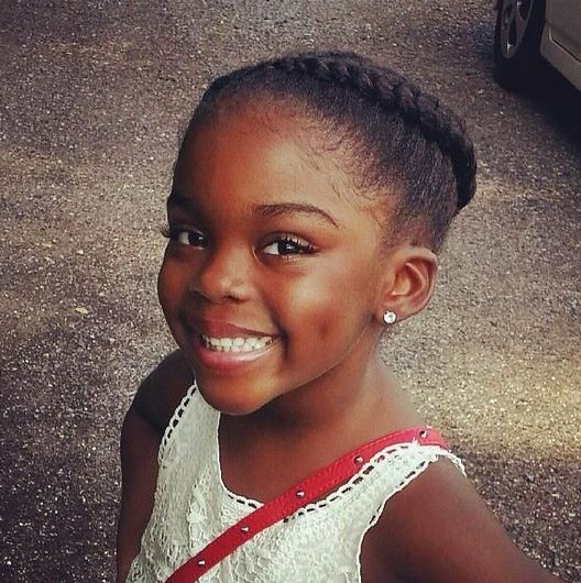 kids halo braids