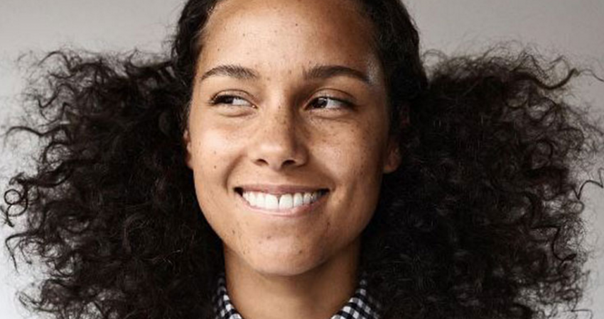 Alicia Keys' Makeup Artist Reveals that Her 'No Makeup' Look Involves Makeup