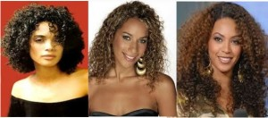 Naturally Curly Hair Types