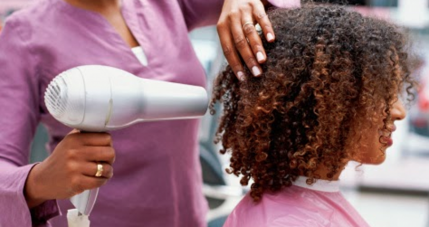 How To Carefully Add Blow Drying To Your Natural Hair Regimen With Little or No Heat Damage