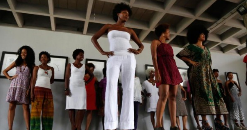 Cuba Holds Its First Natural Hair Competition to Promote Black Pride