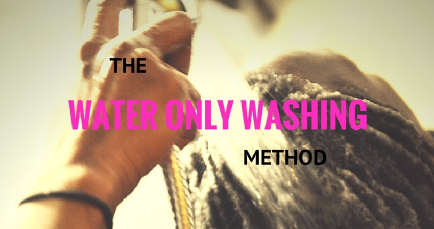 The Water Only Washing Method, Is it for You?